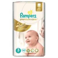 Pampers Памперс PremCare VP S3  /5-9 кг./  60 бр. Миди  0201679